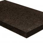 Вермикулитная подкладка черного цвета